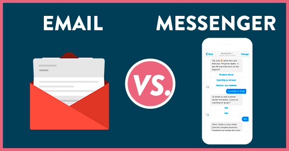Email vs Messenger