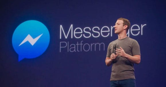 Mark Zuckerberg Messenger